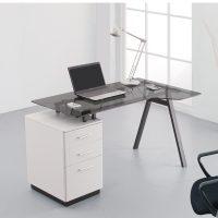 Alphason Cleveland 4 Office Desk