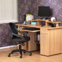 Alphason Croft Mesh Chair