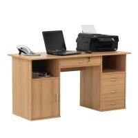 Alphason Dallas Office Desk