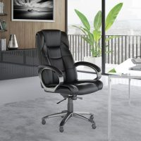 Alphason Northland Leather Chair