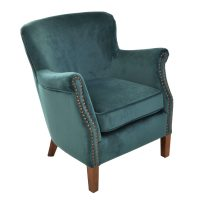 Ancient Mariner Furniture Armchair Teal