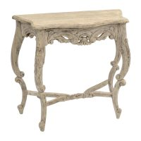 Ancient Mariner Furniture Carved Console