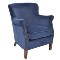 Ancient Mariner Furniture Cromarty Armchair Navy