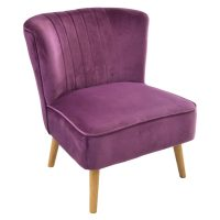 Ancient Mariner Furniture Cromarty Chair Plum