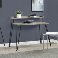 Dorel Haven Retro Desk with Riser