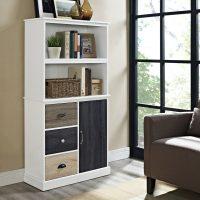 Dorel Mercer Storage Bookcase