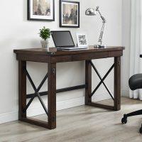 Dorel Wildwood Veneer Desk