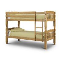 Julian Bowen Chunky Bunk Bed in Antique