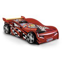 Julian Bowen Scorpion Racer Bed in Red
