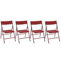 Kid's Pinch-Free Folding Chair