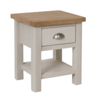Home Essentials Chicago Lamp Table
