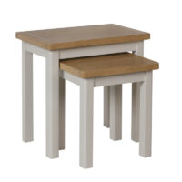 Home Essentials Chicago Nest Of 2 Tables