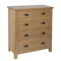 Home Essentials Jakarta 2 Over 3 Chest Of Drawers