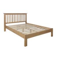 Home Essentials Jakarta 5ft King-Size Bed Frame