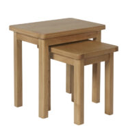 Home Essentials Jakarta Nest Of 2 Tables
