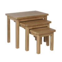 Home Essentials Jakarta Nest Of 3 Tables