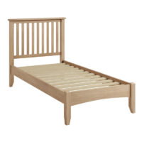 Home Essentials Sienna 3ft Single Bed Frame