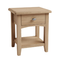 Home Essentials Sienna Lamp Table
