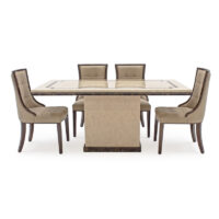 Vida Living Alfredo Dining Table 1800