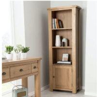 Vida Living Breeze Bookcase - Tall