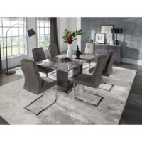 Vida Living Donatella Dining Table - 1800mm