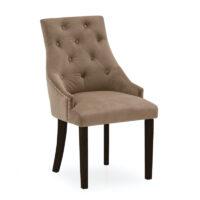 Vida Living Hobbs Dining Chair - Velvet Cedar Wenge Leg (2 per pack)