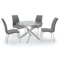 Vida Living Kalmar Round Dining Table 1100