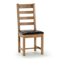 Vida Living Ramore Dining Chair - Ladder Back