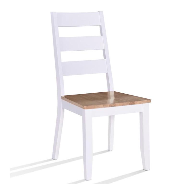 Vida Living Rona Dining Chair - Grey - Solid Seat