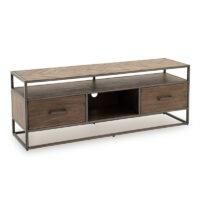 Vida Living Vanya TV Cabinet - Light Brown 1500